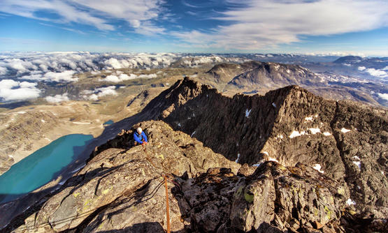 Seven Summits: The seven highest mountains in Norway in one week