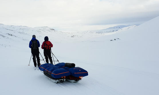 Crossing Norway Ski Expedition [ West to East ]