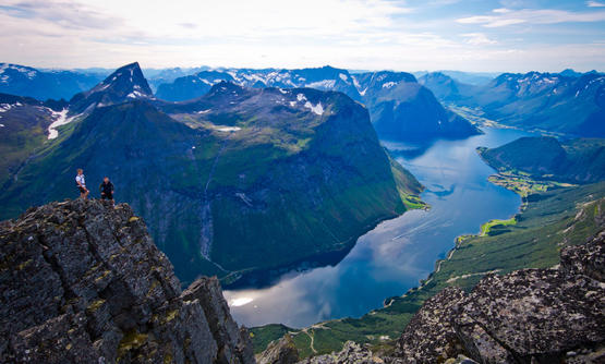 8-day Hiking Adventure in the Hidden Norwegian Fjords