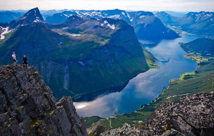 The 6 Most Famous and Beautiful Fjords in Norway