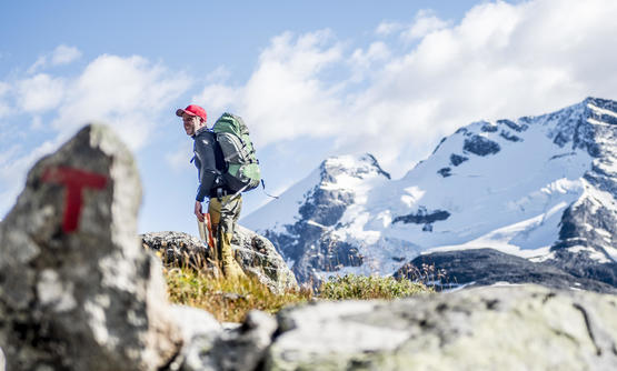 Hiking Adventure in Jotunheimen