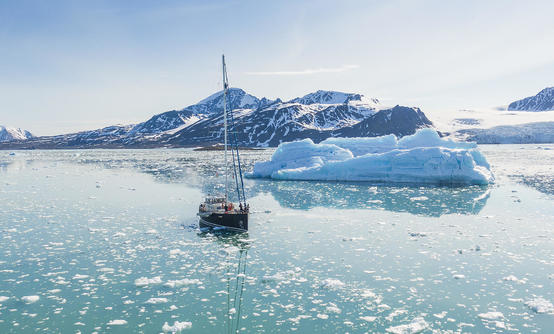 Sail Around Svalbard